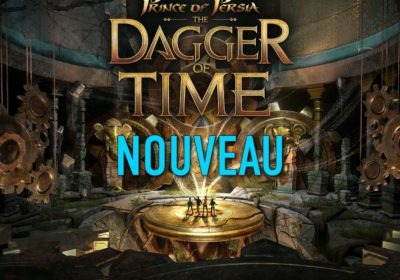 Prince of Persia <br> La Dague du Temps